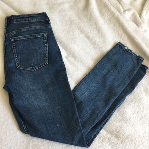 High-rise Skinniest Jeans